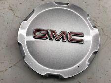 "2009-2014 GMC Terrain Silver OEM Center Cap P/N  9597973 For a 17"" Wheel Only"