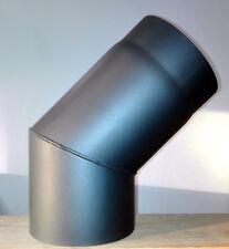 "6"" / 150 mm Dark Gray Matt 45 Degree Bend Rigid System Duratherm 1.8mm thickness"