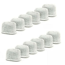 12 Pack Charcoal Water Filters for Breville Espresso & Coffee Makers,BWF100