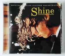 SHINE MOVIE SOUNDTRACK PHILIPS RECORDS ORIGINAL CD - EXCELLENT USED 1996