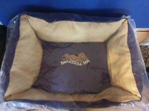 """Snoozzzeee Dog Sofa Bed Purple ( 23"""" - 51cm )"""