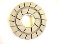 Snail Lock 6� Diamond Polishing Discs, 3500 Grit, New/Other.
