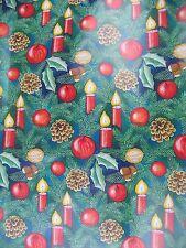 Weihnachtliches Geschenkpapier 50 Meter Rolle x 70cm von Susy Card/ Papillon