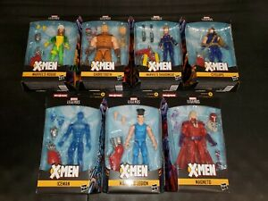Marvel Legends Age of Apocalypse Wave 2 Set of 7 2021 IN HAND Ready to Ship USA