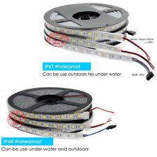 IP67/IP68 bajo impermeable Tira de LED 5050 DC12V 300LED Tubo De Silicona Al aire libre 5M