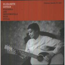 Cotten, Elizabeth-Folksongs And Instrumentals With Guitar VINYL LP NEW