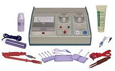 Electrolysis System Non Laser-IPL Permanent Hair Removal Epilator Kit.