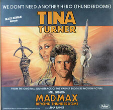 Tina Turner-We don 't Need Another Hero (Thunderdome) - MAXI LP - # L 1705