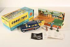 "Corgi Toys 440, Ford Consul Cortina ""Golf"", Mint in Box                #ab1750"