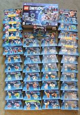 LEGO DIMENSIONS SUPERGIRL GREEN ARROW LEVEL TEAM FUN STARTER PS4 LOT OF 40 PACKS