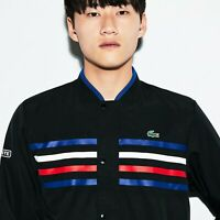 "Lacoste Sport - Colored Bands - Men's Tennis Tracksuit - Size FR 2 (34"" Chest)"