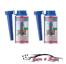 NEW Liqui Moly Valve Clean 2001 Cleaner Fuel Additive - 150ml LM2001 SET OF 2