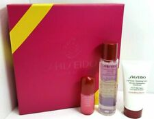 SHISEIDO GINZA TOKYO THE GIFT OF CLEANSING ESSENTIALS 3 PCS GIFT SET