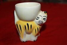 CUTE CAT POTTERY. MADE IN ENGLAND. BEAUTIFUL! 3 INCHES.