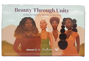 Special Edition Black History Month Beauty Through Unity Collection - NEW
