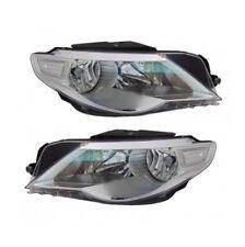 VW PASSAT CC 2008-2012 HEADLIGHT HEADLAMP 1 X PAIR DRIVER SIDE & PASSENGER SIDE