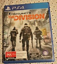 """PS4 """"TOM CLANCY'S - THE DIVISION"""" GAME - excellent condition"""