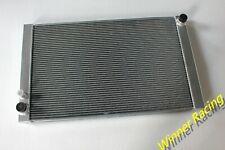 RADIATOR FIT AUDI A8 Quattro /S8 4E 4.2/5.2 V8; 6.0 W12 2002-2010 ALUMINUM ALLOY