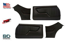 Custom Molded Sport Door & Quarter Panels For 1970 - 1972 Chevrolet Chevelle's