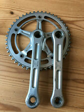 Gipiemme Special Pista Chainset 165mm,With 47T Ring,1980s, VGC