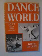 DANCE WORLD 1967 V2 HB DJ ~ 650 Photos Directory, Dance Troops, Dancers, Schools