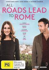 All Roads Lead To Rome..SARAH JESSICA PARKER..RAOUL BOVA...REG 4...NEW & SEALED