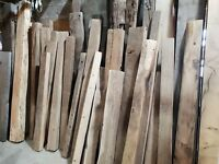 Reclaimed Oak Fireplace / Wood Burner Mantle Beam - Lengths & Sizes Available