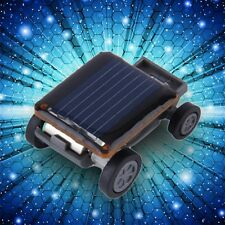 New Mini Solar Powered Racing Car Vehicle Educational Gadget Kids Gift Toy GT