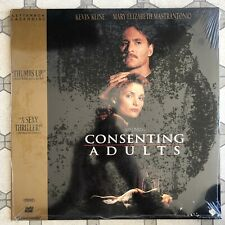 Consenting Adults - Laserdisc - Sealed