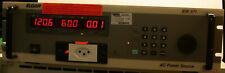 Programmable AC Power Source Elgar EW 371