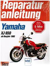 Buch Reparaturanleitung Yamaha XJ 650 / XJ650 ab Baujahr 1980 Band 5022