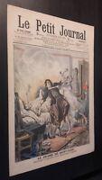 JOURNAL LE PETIT PARISIEN N°805  DIMANCHE 22 AVRIL 1906 ABE