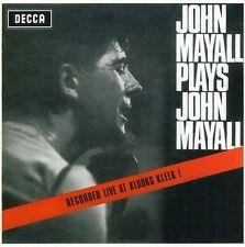 John Mayall - Plays John Mayall: Live at the Klocks Kleek [New CD] Bonus Tracks,