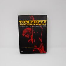 Tom Petty: Runnin' Down a Dream 4 Disc DVD (3 DVD/1 CD) Limited Edition NM Discs