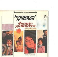 JOANNIE SOMMERS--JUKEBOX HARD COVER-6-SONG-EP+ 45--(SOMMER'S SEASONS)--PS--PIC