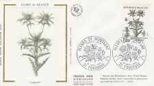 France 1983 FDC Flowers Mountain yt 2266