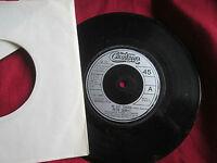 "Peter Gabriel – No Self Control Charisma – CB 360 UK Vinyl 7"" Single 45"