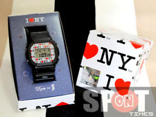 "Casio G-Shock x DQM x Journal Standard ""I LOVE NY"" Men's Watch DW-5600"