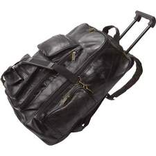 Embassy Italian Stone Design Genuine Leather Trolley/Backpack LUBPRC