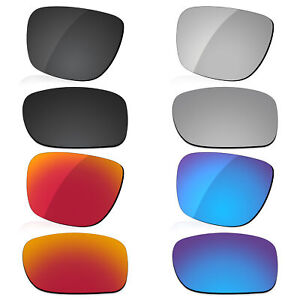 LenzReborn Polarized Lens Replacement for Holbrook OO9102 Sunglasses - Options