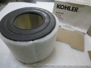 A3 Genuine Kohler 253107 Air Filter OEM New Factory Generator Parts