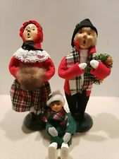 New ListingByers Choice Carolers Traditional Child Children Lot Limited Edition Numbered