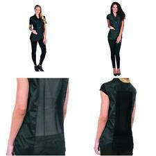 Betty Dain Kool Breeze Mesh Back Salon Stylist Vest, M/L