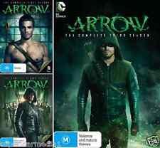 ARROW Season 1, 2 & 3 : NEW DVD