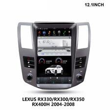 For Lexus RX330 RX350 RX400h Car GPS Navigation Headunit Radio Stereo Autoradio