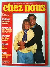 Chez Nous n°21 du 27/05/1986; L'hebdomadaire de la femme et de la famille