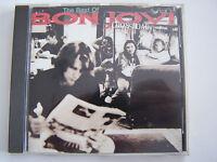 CD THE BEST OF BON JOVI crossroad
