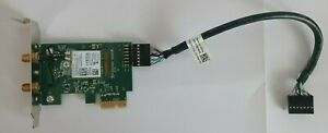 0084W9 8260NGW Dell Low Profile Network WiFi Card &Cable Wireless Bluetooth 4.2