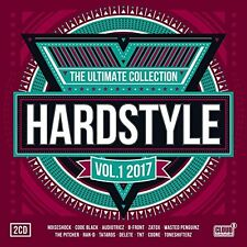 Hardstyle: The Ultimate Collection - 2017 (Vol.1) [CD]