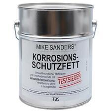 Mike Sanders Korrosionsschutzfett 4 kg Rostschutz Hohlraumversiegelung